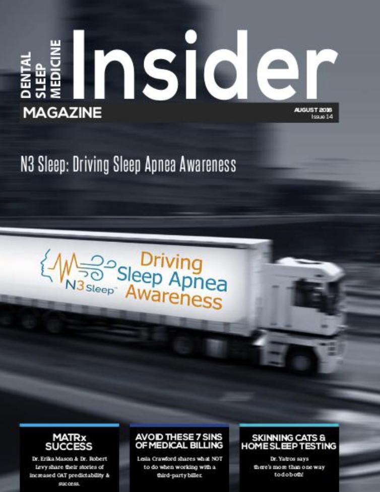 August 2016 DSM Insider
