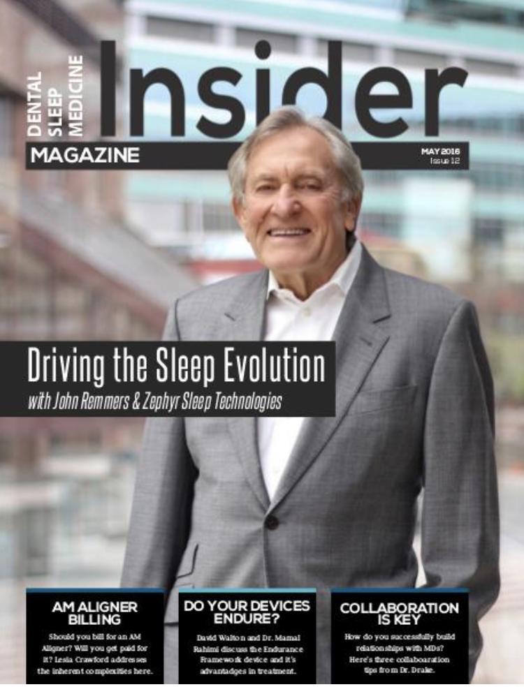 May 2016 DSM Insider