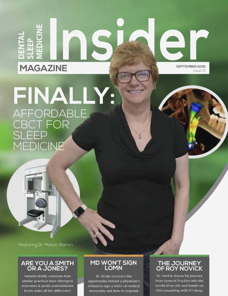 September 2016 DSM Insider