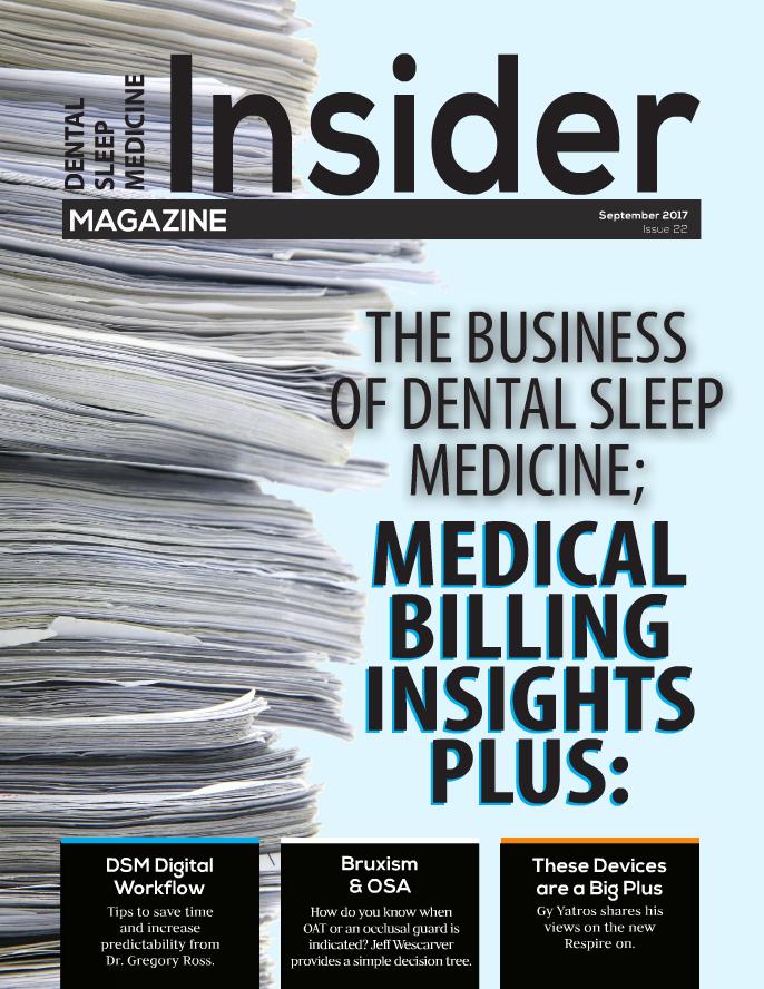 September 2017 DSM Insider