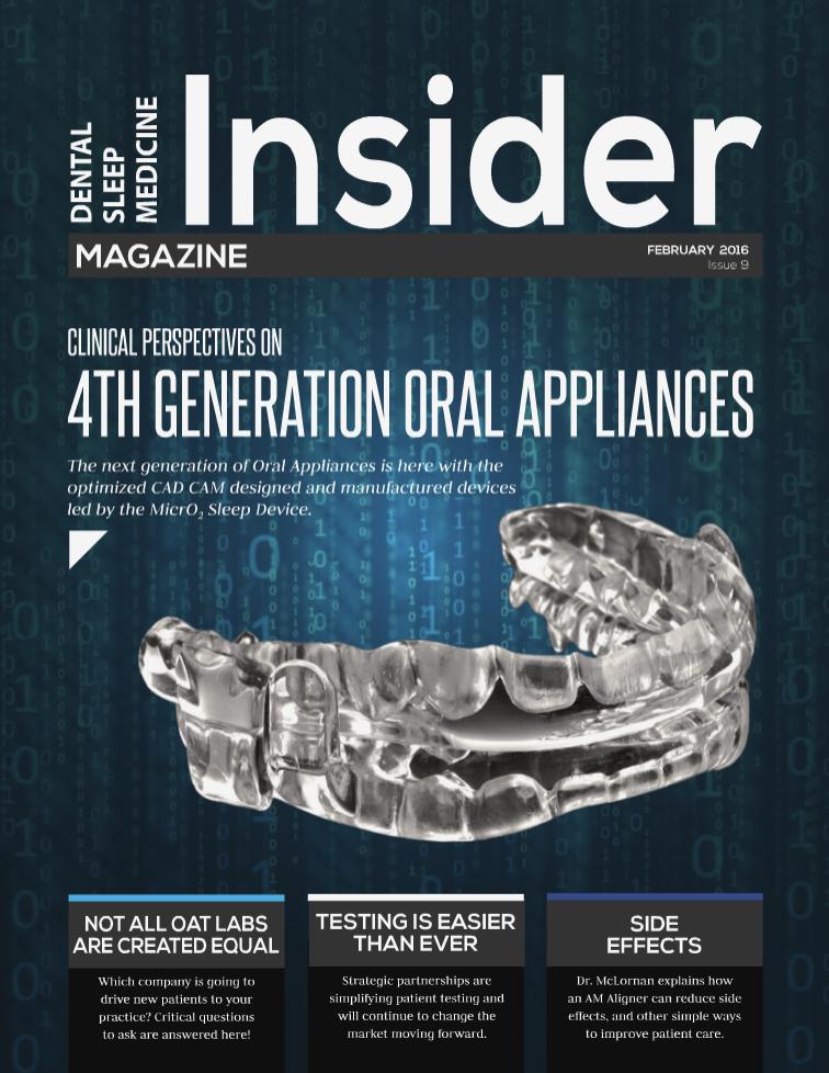 February 2016 DSM Insider