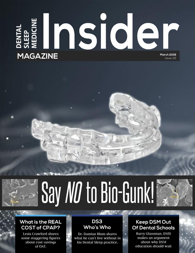 March 2018 DSM Insider